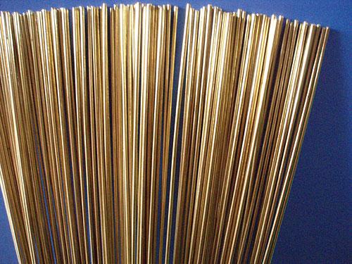 T107紫铜焊条图片/T107紫铜焊条样板图