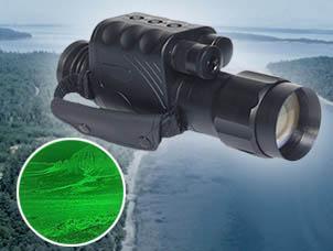 美国ATN夜视仪MO4单筒夜视仪图片