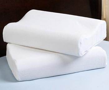 慢回弹记忆枕头的特点图片