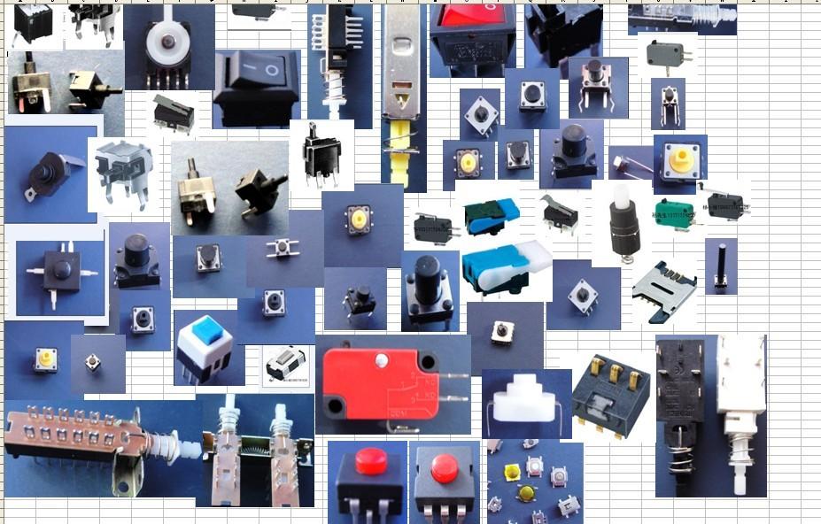 乐清市安合电子元件厂图片