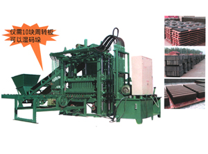 供应海南制砖机 河北彩砖机,专业制砖机,河北制砖机批发