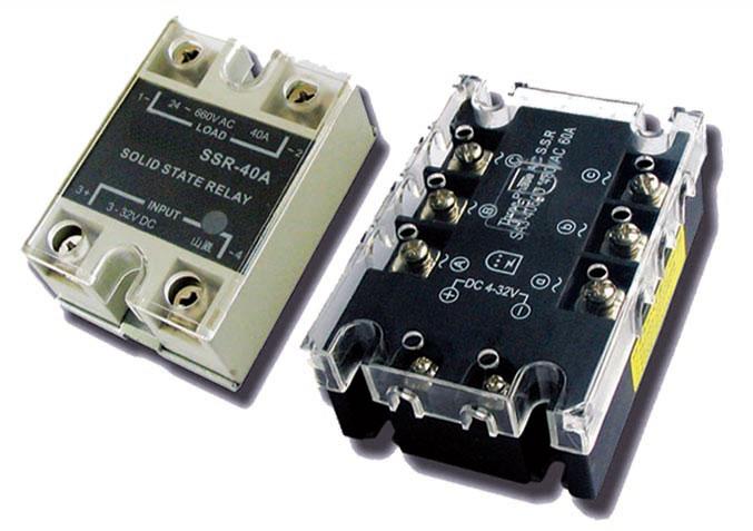 供应ssr系列固态继电器