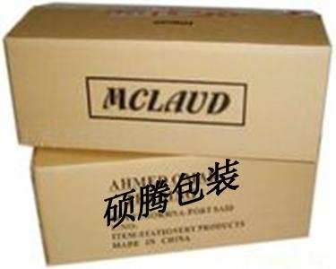 供应上海纸箱、飞机盒、模切盒、异形盒子图片