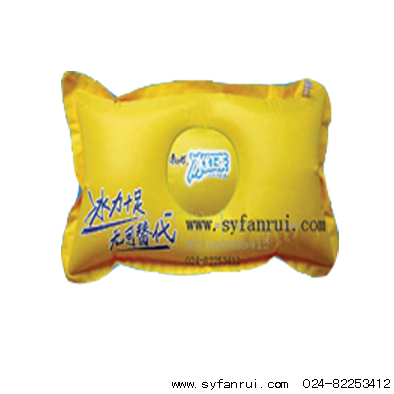 供应沈阳广告充气枕图片