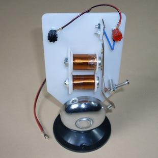 物理实验连接电铃步骤