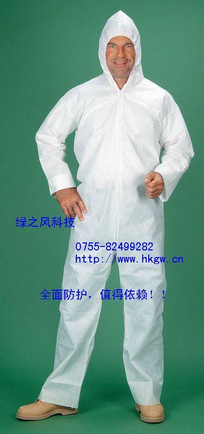供应连体防护服防化服无纺布防护服