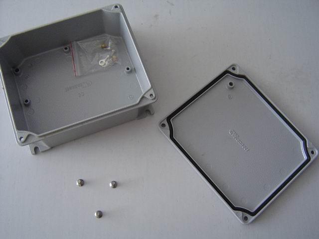 供应防水接线盒,ip66铸铝密封箱图片