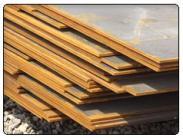 耐海水腐蚀合金钢板图片