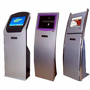 北京昌平厂家直销15寸触摸查询机、银行、营业厅查询机、排号机图片