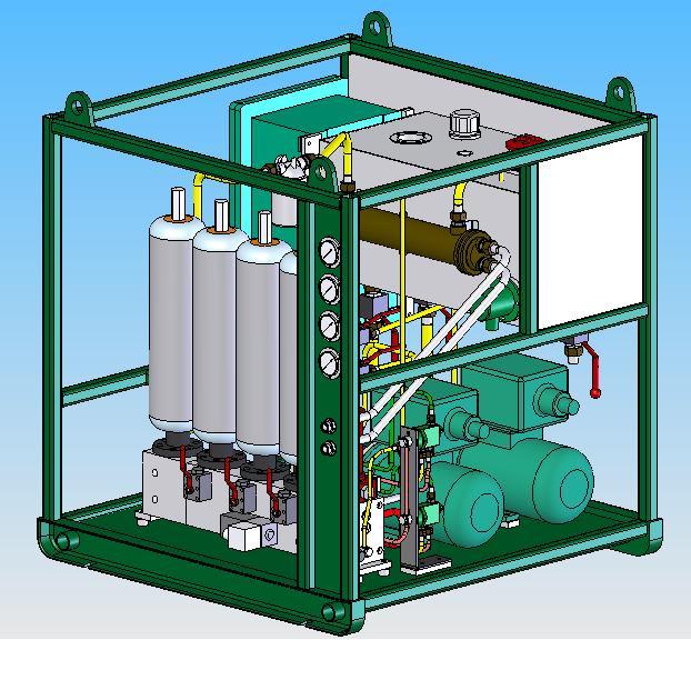 供应盘刹液压泵站图片图片