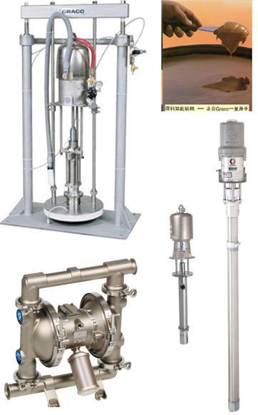 供应三明卫生泵、固瑞克FDA泵福建总代理批发