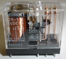 供应欧姆龙继电器G2R-1-E-24VDC