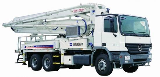 供应48米泵车出租批发