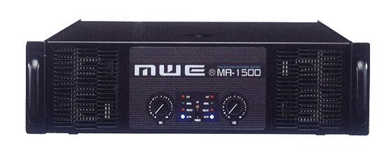 供应ma-1500专业功放