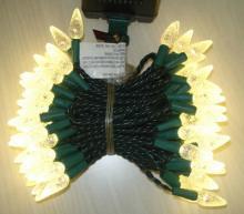 供应节日灯LED灯串系LED草莓灯串