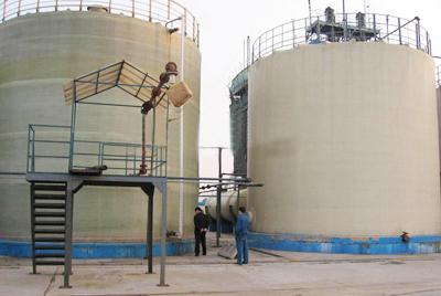 供应山西玻璃钢储存罐化工罐雨水罐玻璃钢容器厂家按图纸加工销售批发