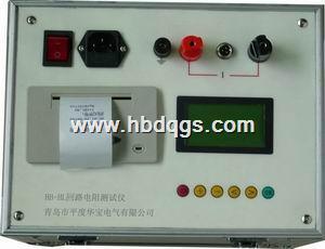 智能型回路电阻测试仪华豪生产