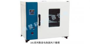 鹤壁101系列电热鼓风干燥箱图片