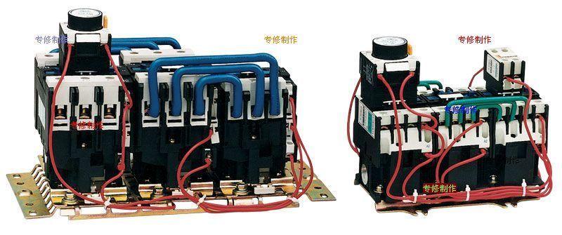 接触器实物接线图 接触器实物接线图视频 接触器实物接线图相片图片
