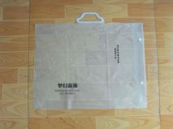 供應PVC磨砂手提袋