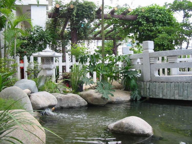 别墅庭院和花园景观设计专家报价