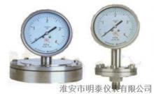 供应膜片压力表
