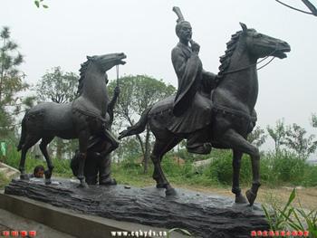 重庆市狮子雕塑|狮子雕塑供应商|动物雕塑设计狮子_一