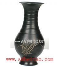 供应影雕黑陶