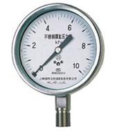 供应YE-B不锈钢膜盒压力表