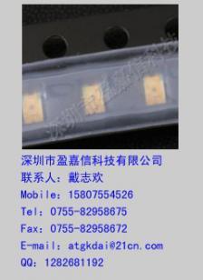 0805绿光片式发光二极管图片