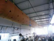 布风管布袋风管纤维风管价格表