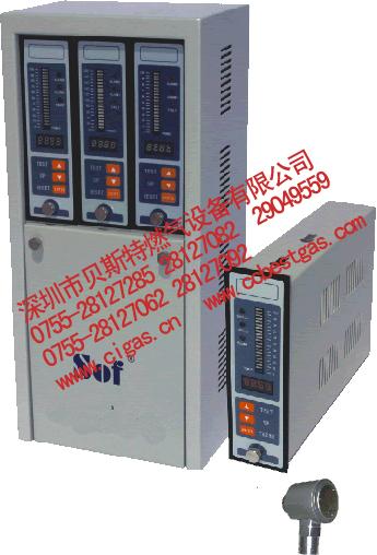 供应SST-9801A液化气报警器+电磁阀线圈0200