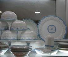 供应能量陶瓷餐具-青瓷套装