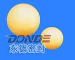 供应浮球填料(PP净化球)图片