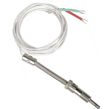 供应压簧式固定热电偶