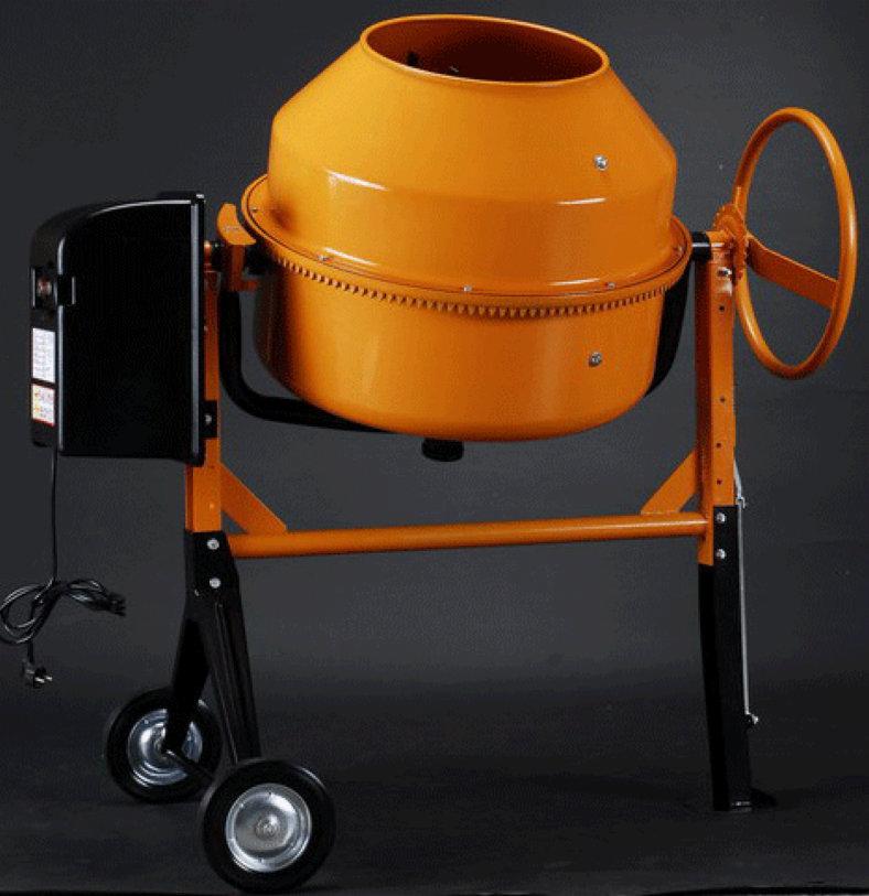 永康市象珠健跃机械厂生产供应水泥搅拌机