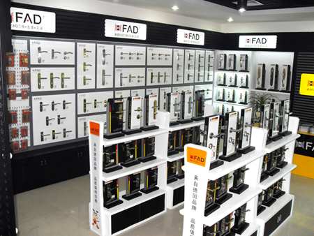 苏州儒雅展示道具厂专业制作各类展示柜生产供应五金
