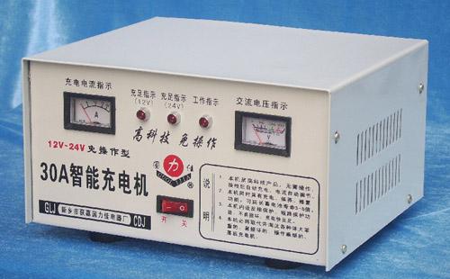 xc 30a充电机接线图