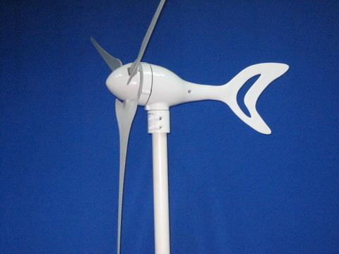 全永磁悬浮风力发电机图片