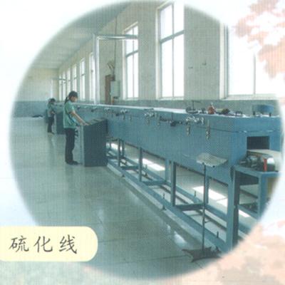 供应胶条生产线