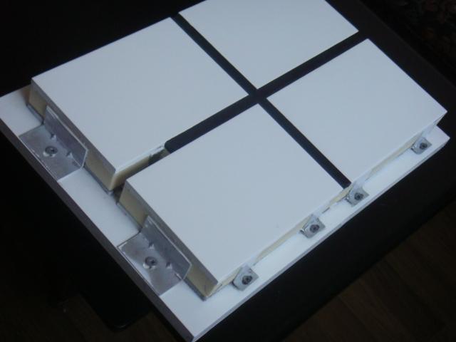 供应聚氨酯外墙保温装饰一体化系统图片