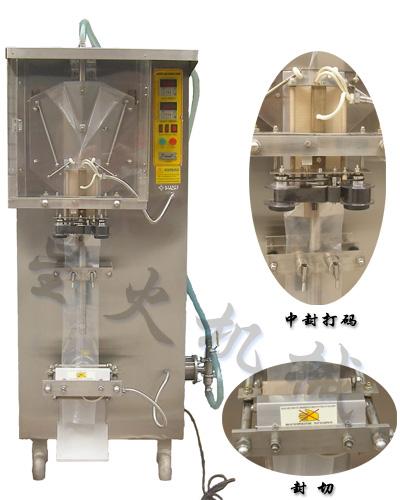 供应液体自动包装机械酸奶包装机、豆奶包装机批发