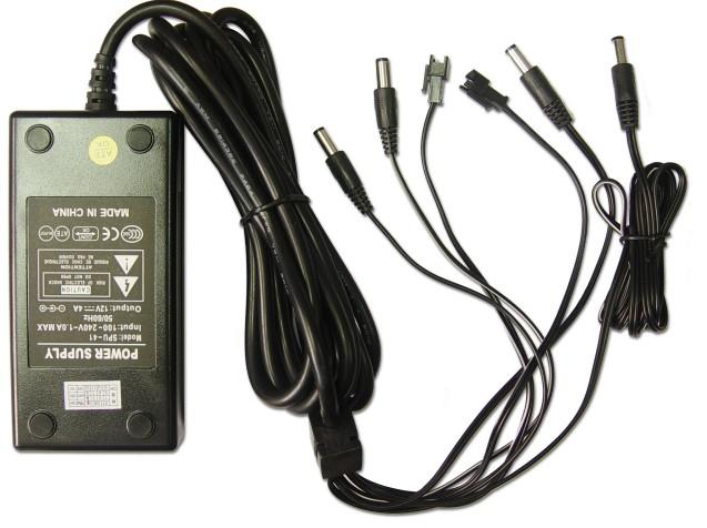 监控电源_厂家直销12V2A监控电源12V2A防水电源新产