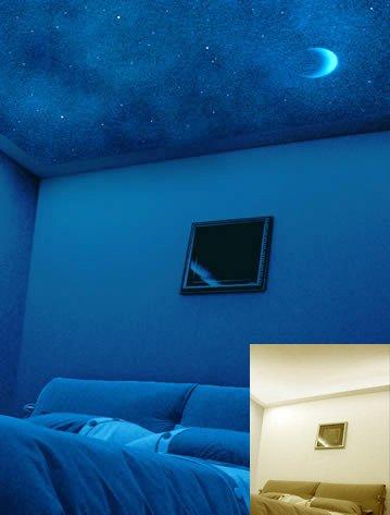上海手绘墙上海壁画上海荧光画价格