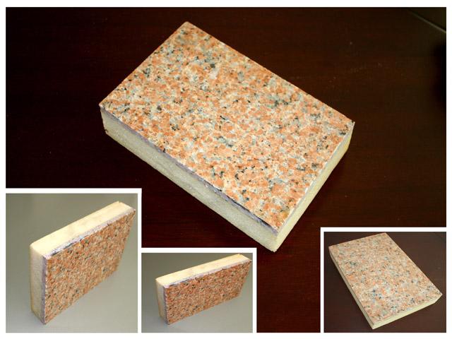 供应聚氨酯保温装饰一体化板图片