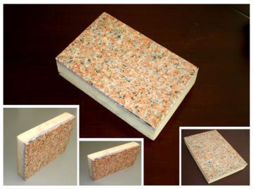 供应天然石材聚氨酯保温装饰一体化板 生产厂家图片