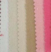 10安染色纯棉帆布图片