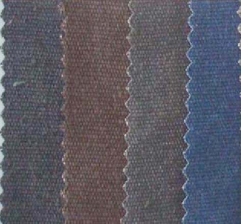供应14安染色洗水纯棉帆布14安染色洗水帆布棉类针织系列面料批发