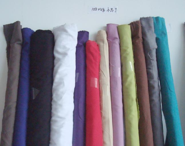 供应纯棉小马丁染色棉布小马丁纯棉染色棉布棉类针织系列面料批发