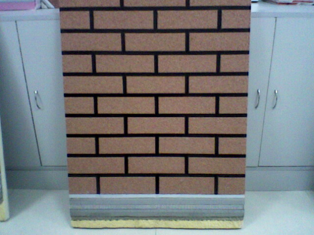 供应聚氨酯仿瓷砖保温装饰一体化板(江苏厂家 包工包料 全程专利)